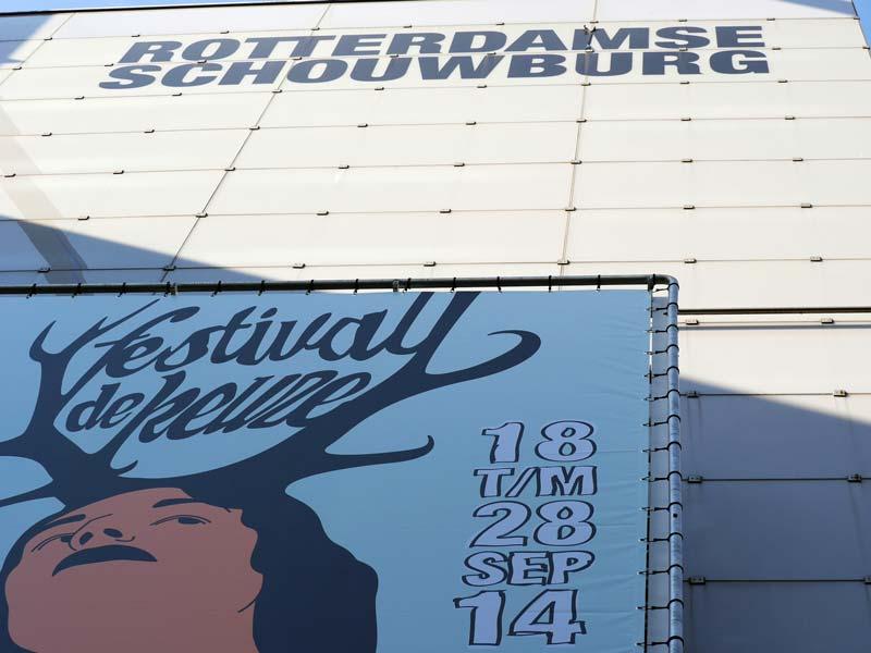 "Festival ""de Keuze"", Rotterdamse Schouwburg"