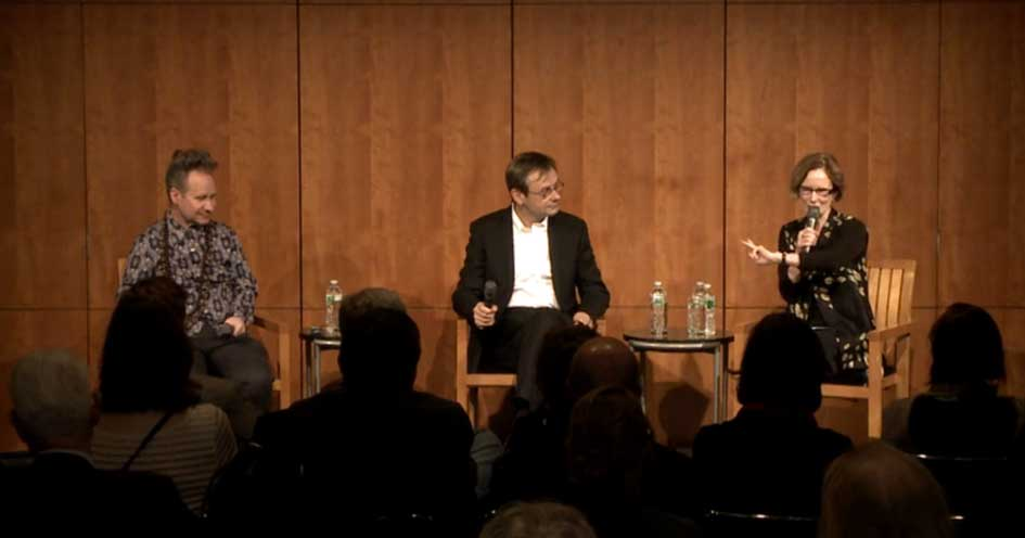 A Conversation about St. Matthew Passion @ Lincoln Center