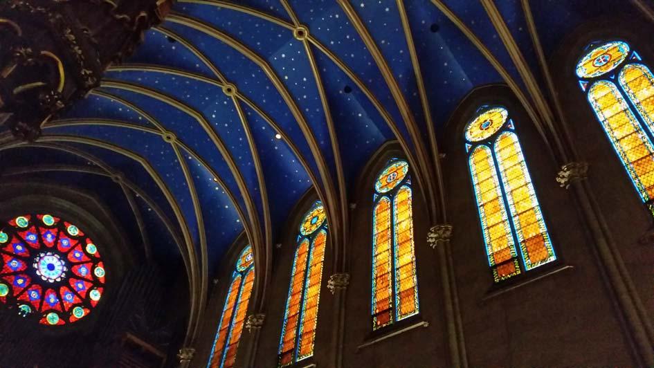 New York, Church of St. Mary the Virgin by Seongju Oh
